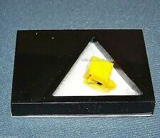 Record Needle Turntable Stylus for Yamaha CG-7700 with AT3600LAX Yellow