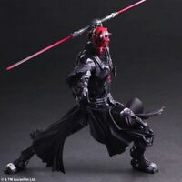 Star Wars 7 Darth Maul Play Arts Collectibles Model Toy Action Figure Gift Boxed