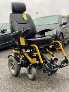 KYMCO K-ACTIV 6MPH CLASS 3 ELECTRIC WHEELCHAIR POWERCHAIR SCOOTER MOBILITY CAR