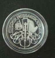 2015 Austria Philharmoniker 1 oz .999 Silver Uncirculated Coin 1.5 Euro