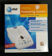 AT&T 1738 Digital Telephone Answering System Complete, Tested