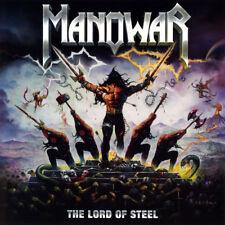 Manowar - The Lord of Steel CD NEU + OVP!