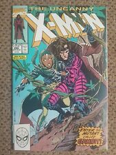 X-Men 266 first Gambit VF / NM CGC candidate