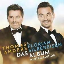 Thomas Anders & Florian Silbereisen Das Album Winter Edition 2 CD NEU 2020