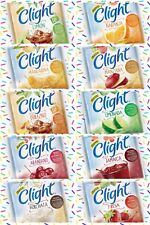 SUGAR FREE Clight Powdered Mix Assorted flavors 10 packets