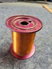 38 Awg Gauge Heavy Formvar Copper Magnet Wire 10 Lbs