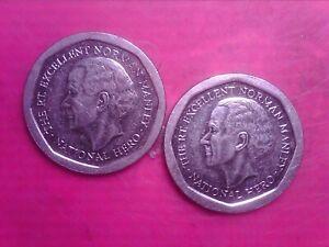 JAMAICA    5    DOLLARS    1996      2014         APR09