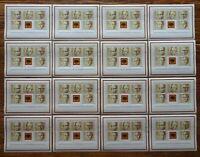 16 x Bund Block Nr. 18 postfrisch Sammlung Bundespräsidenten BRD 1556 - 1160 MNH