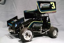SAMMY SWINDELL HIGH PERFORMANCE RACING SPRINT CAR R&R 1:18 GMP WORLD OF OUTLAWS
