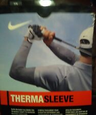 Nike Golf Therma Sleeves (Pr) Adult Unisex NIB w/tags Sm/Med Grey
