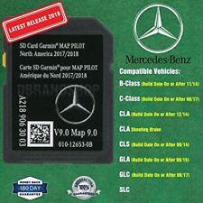Mercedes Benz Navigation SD Card A2189063003 Garmin Pilot GPS 2018-19 - 10% OFF