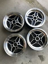 FORD ESCORT MK2 RS2000 Mexico Alloy Wheels 6x13 INCH RS Genuine Refurbed
