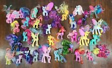 My Little Pony: Friendship Is magic G4 Brushable Figure Collection Rare Lot