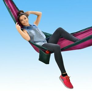 Flexifoil Hammock - Ideal for Outdoor Living, Camping, Backpacking & Travelling