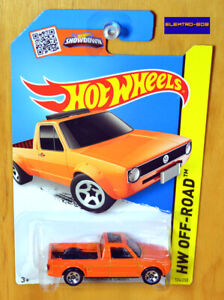 [Multi Listing] Hot Wheels VW Caddy Pickup - New/VHTF [Select Your Variation]