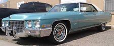 1971 Cadillac DeVille Base Hardtop 2-Door