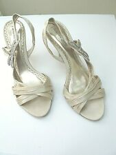 NEXT LADIES SANDALS SPECIAL OCCASION size 6 1/2