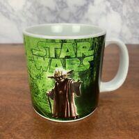 Star Wars Yoda large Ceramic Coffee Cup Mug