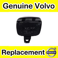 Genuine Volvo S40 (08-12) Rear Bumper Towing Eye Cover (Unpainted)