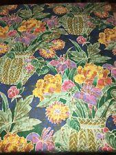 Superbe tissu toile/coton enduit ? , larg 270 cm x H 400 cm, réf A27