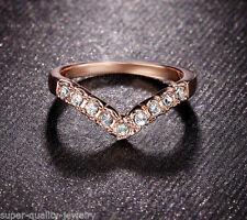 Engagement Round Rose Gold VVS1 Fine Diamond Rings