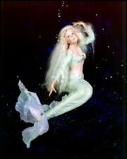 Porcelain Bisque Doll Artworks Mermaid Sirena By Kelly Rubert Ready to Paint
