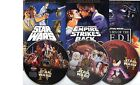 Star Wars Trilogy 3 Disc Widescreen Original Theatrical Versions Han Shoots 1st