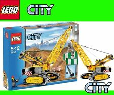 NEU LEGO City Baustelle Kran  7632 Raupenkran  Crawler Crane misb