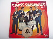 LES CHATS SAUVAGES - GREAT FRENCH ROCK AND ROLL LP