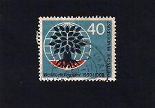 German 1960 World Refugee Year   (C)