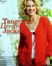 Crochet Tangerine Dream Jacket Annie's Attic Pattern