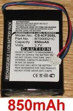 Batterie 850mAh type BT000021C Pour Navman F20