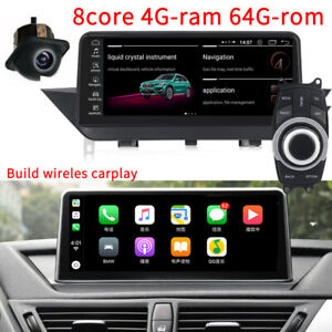 10.25' 8 Core Android 10.0 Car GPS Navigation for BMW X1 E84 2009-2015 Carplay