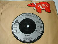 """MARCY LEVY & ROBIN GIBB - HELP ME - RSO 7"""" (TIMES SQUARE SOUNDTRACK)"""
