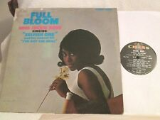 JACKIE ROSS FULL BLOOM..ORG RARE '64 R&B/SOUL MONO CHESS DJ COPY! NM- DISC!!