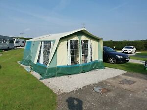 Trigano 2004 Trailer Tent With Awning