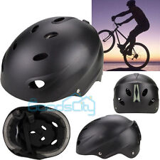 Unisex Adult Road MTB Bike Racing Bicycle Cycling Helmet Visor Adjustable Black