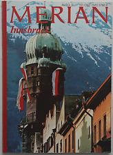 MERIAN 10/75 Innsbruck / Österreich