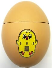 Eclipse Collectible Novelty Egg with Chick Design Refillable Lighter, 1638