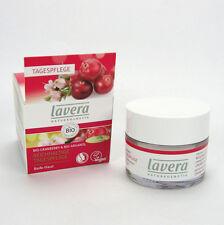 (23,80/100ml) Lavera Reichhaltige Tagespflege Cranberry & Arganöl vegan 50 ml