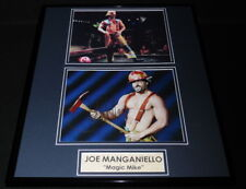 Joe Manganiello Signed Framed 16x20 Photo Set Magic Mike