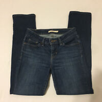LEVI'S 712 SLIM Women's Jeans Medium Wash Size 26