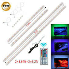 LED Home Theater TV USB Backlight Accent Light Kit Computer RGB LED Light Strip