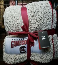 College Covers South Carolina Gamecocks Throw Blanket 50 x 60