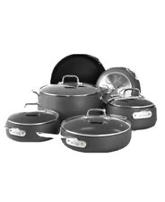All Clad Hard Anodized Nonstick 10 Piece Cookware Set