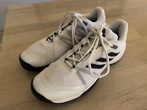 Adidas Club Carpet Tennisschuh für Teppichboden, wie neu, Geht. 43,5