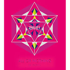 2NE1 2014 2NE1 WORLD TOUR LIVE Album [ALL OR NOTHING IN SEOUL] CD+Photobook+Card
