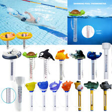 Swimming Pool Spa Hot tub Floating Animal Thermometer Turtle Duck Dolphin Us