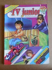 TV JUNIOR n°17  1982 Galaxy 1999 Bia Marco ed. ERI RAI  [G419A]