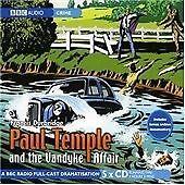 Paul Temple And The Vandyke Affair - Francis Durbridge NEW & SEALED